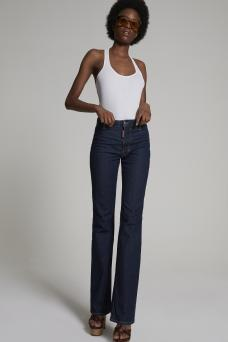 Γυναικείο jeans παντελόνι DSQUARED2